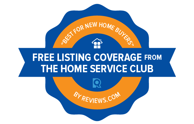 Home Warranty | Free home listing coverage with The Home Service Club